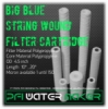Big Blue String Wound Filter Cartridge Indonesia  medium