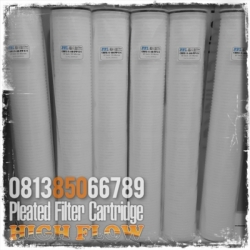 CHFU High Flow PFI Cartridge Filter Indonesia  large