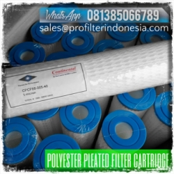 CPCF68 Continental Pleated Cartridge Filter Indonesia  large