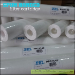 Filter Spun PFI Cartridge Indonesia  large