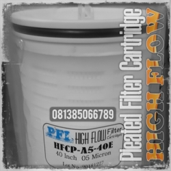 PFI HFCP High Flow Cartridge Filter Indonesia  large