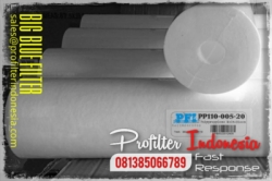 PFI PP110 Big Blue Filter Cartridge Indonesia  large
