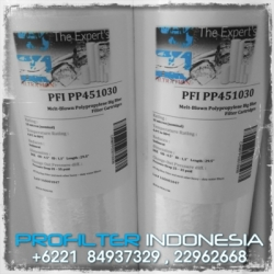PP45 Big Blue Cartridge Filter Indonesia  large