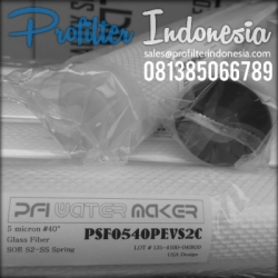 PSF Glassfiber Pleated Cartridge Filter Indonesia  large