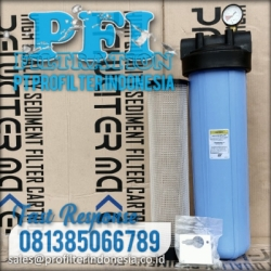 Pentek big blue housing bag filter indonesia  large