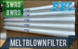 SWRO BWRO Meltblown Spun Filter Cartridge Indonesia  large