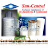 Sun Central Continental CPPL Polypropylene Microfiber Pleated Absolute Rated Filter Cartridges High Efficiency  medium
