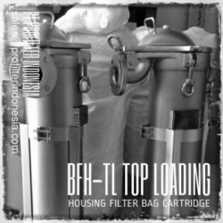d BFH TL Housing Bag Filter Cartridge Indonesia  large