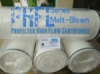 d PFI PHFL Meltblown High Flow Filter Cartridge Profilter Indonesia  medium