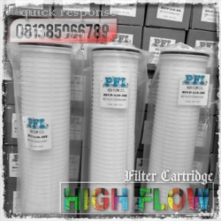 d d HFCP High Flow PFI Cartridge Filter Indonesia  large