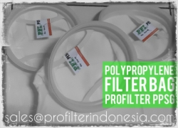 d d PFI PPSG Polypropylene Filter Bag Indonesia  large