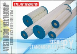 d d d Big Blue Standard Pleated Cartridge Filter Indonesia  large