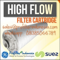 suez cartridge filter high flow  large