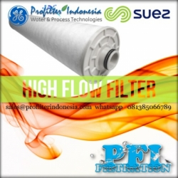 suez high flow cartridge filter  large